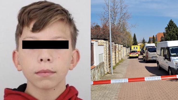 Horor v Dolních Chabrech: Chlapec (14) pobodal maminku se synem?! Jak je to s vyšetřováním