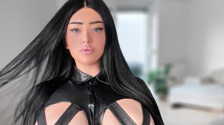 Chorvatská senzace Claudia: Obří prsa a zadek mám čistě přírodní, dušuje se