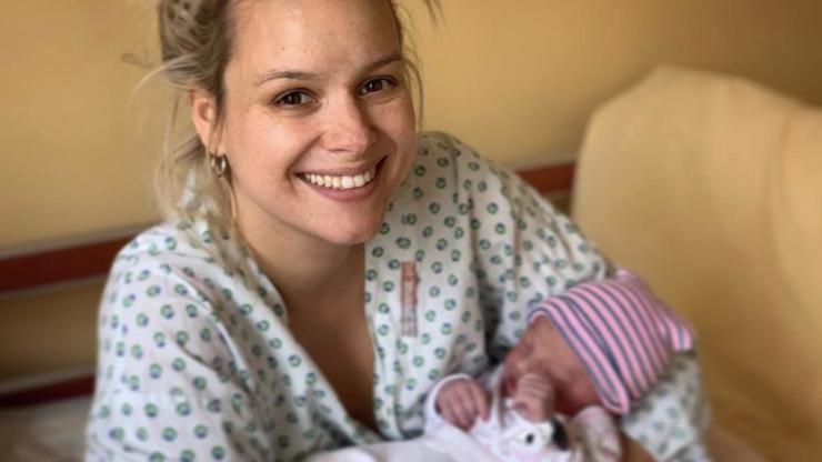 Patricie Pagáčová porodila! Hvězda Ulice na svět přivedla krásnou dceru