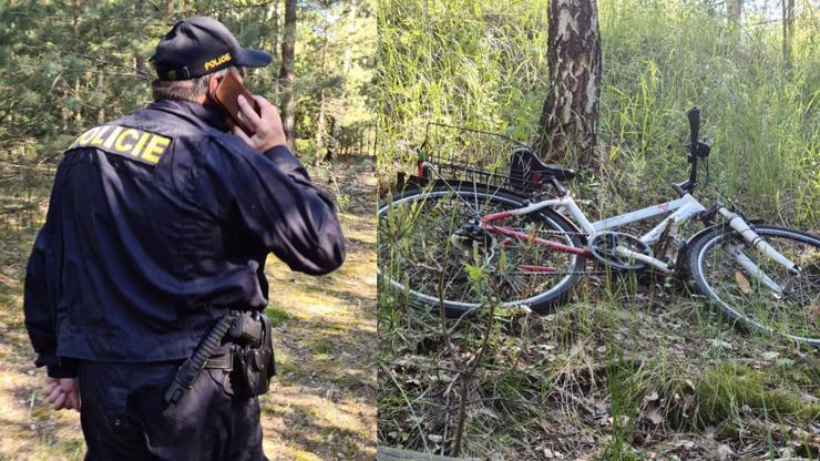 Pátrání na Hodonínsku se smutným koncem: Cyklista odjel z domu, pak ho našli mrtvého