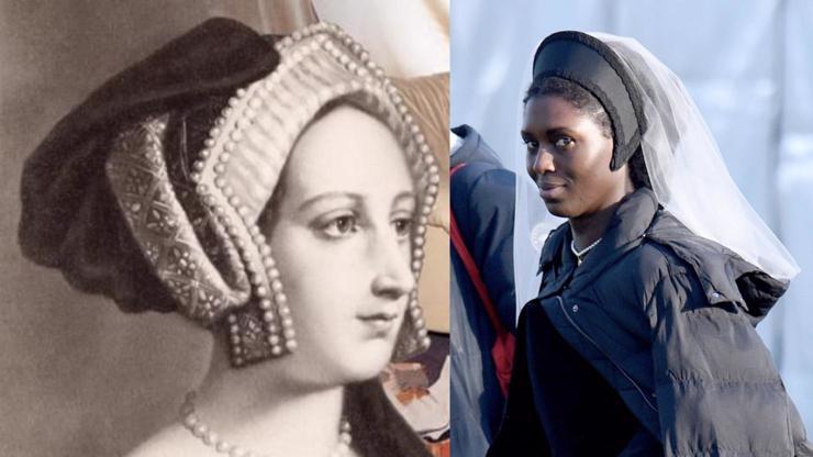 Afroameričanka jako běloška Anna Boleynová! Lidé se ptají: Nepřehánějí to s tou rasovou rovností?