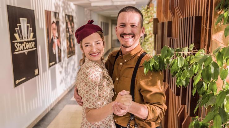 Hvězda Ordinace Šoposká se chystá do tanečního boje po boku zkušeného tanečníka