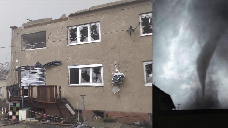 Hororová svědectví z Moravy: Skříň nám vlétla do jídelny, vzduchem se proháněly střechy a auta