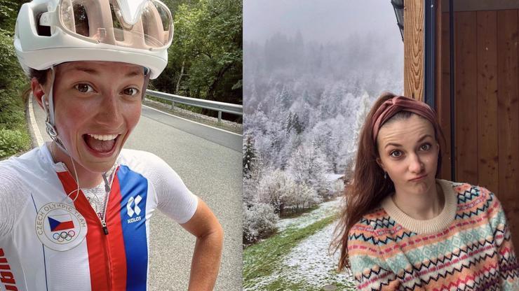 Zoufalá cyklistka Neumanová ukázala realitu olympiády: Nevíme, co s námi bude, zoufá si
