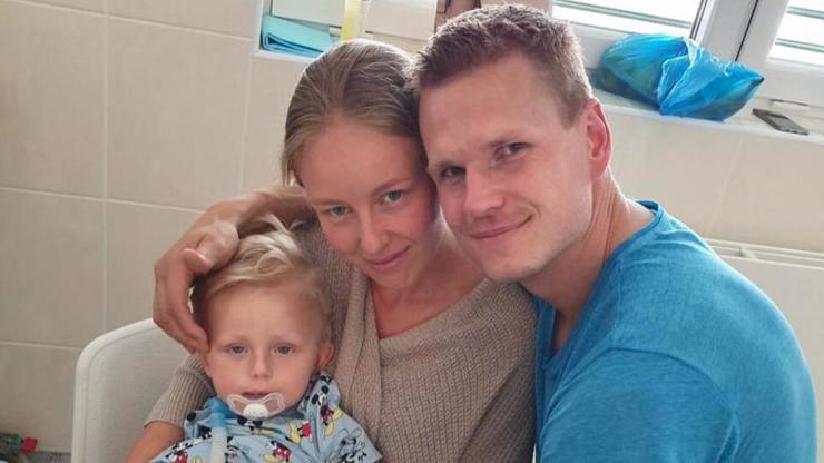 Syn fotbalisty Petra Jandy ochrnul: Jakoubka (2) museli oživovat, zbývá mu jediné