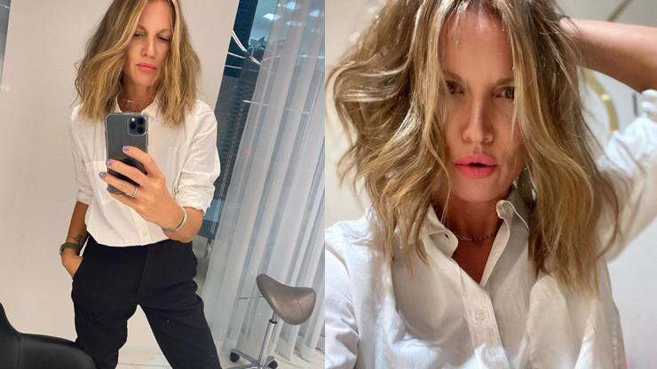 Yvona Krainová razantně změnila image: Krásná blondýnka se ostříhala
