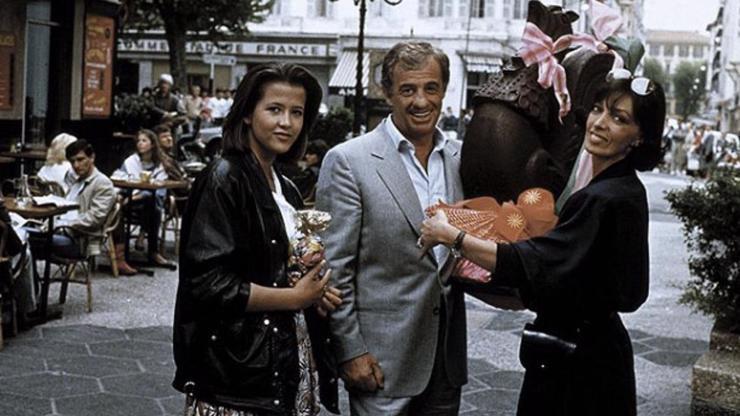 Veselé Velikonoce: Fešák Belmondo si ukradl všechnu slávu pro sebe