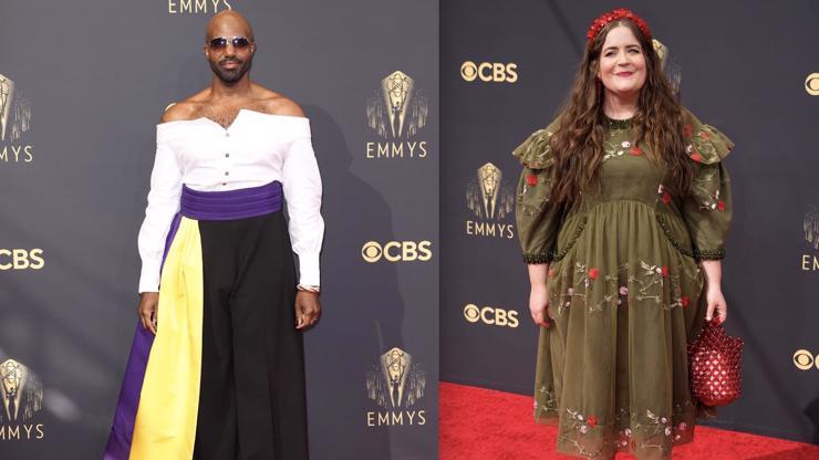 Módní policie z Emmy 2021: Tohle jsou největší strašáci, kteří na udílení cen přišli