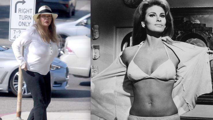 Ikona 60. let Raquel Welch se po letech ukázala na veřejnosti! Takhle se změnila