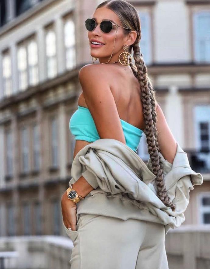 15 fotek tělíčka, co smí hýčkat jen Rytmus: Jasmina Alagič není žena, ale bohyně