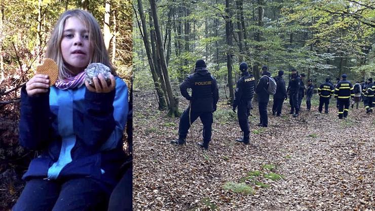 Tady zmizela osmiletá Julinka: Hustý, temný les plný roklí a dalších nástrah