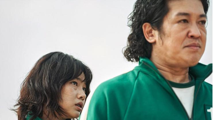 Hra na oliheň porazila všechno: Z Jung Ho-yeon je totální hvězda
