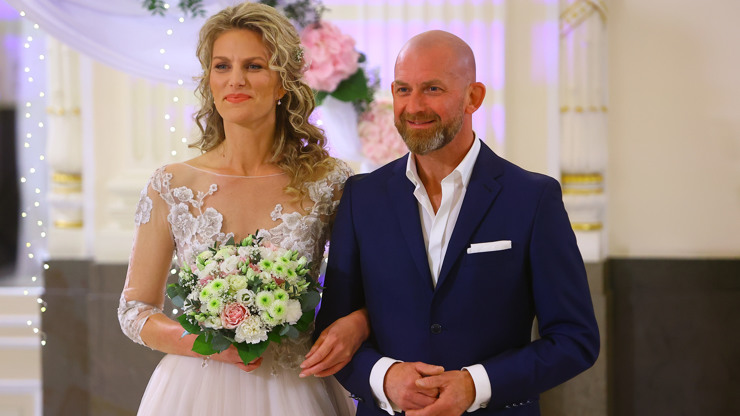Další díl Svatby na první pohled spojil pár nad čtyřicet. V lidech probudil emoce