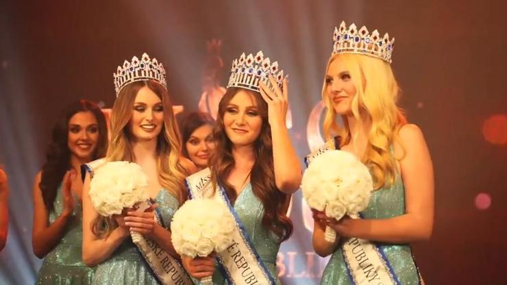 Miss České republiky: Vítězkou soutěže krásy se stala Jana Krojidlová