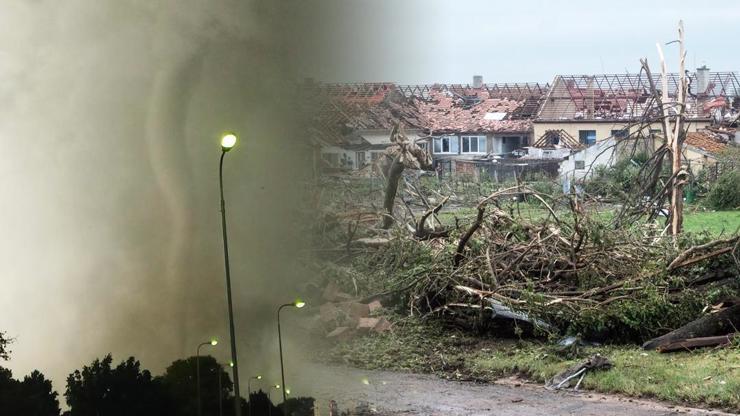 Proměna po tornádu na Moravě: Hasiči natočili video spouště a její likvidace