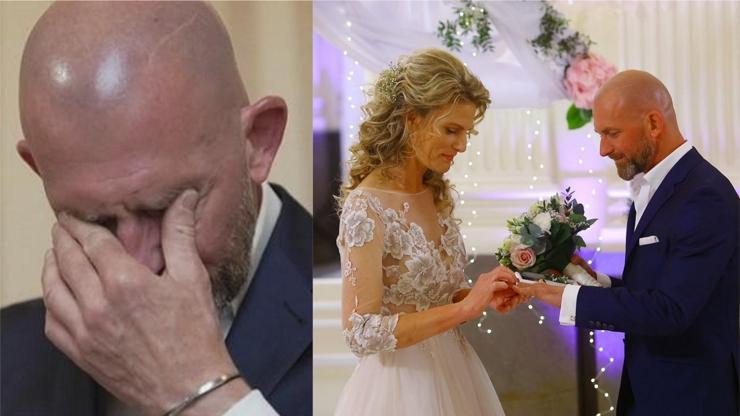 Nejstarší pár Svatby na první pohled: Ženich to nezvládl a propukl při čtení dopisu od nevěsty v pláč