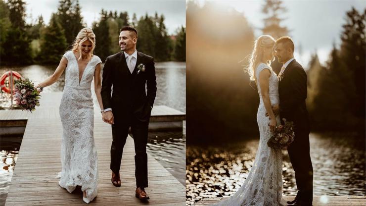 Svatba Plekance a Šafářové očima Sama Dolce: Ženich a nevěsta nemají chybu, takhle to má vypadat