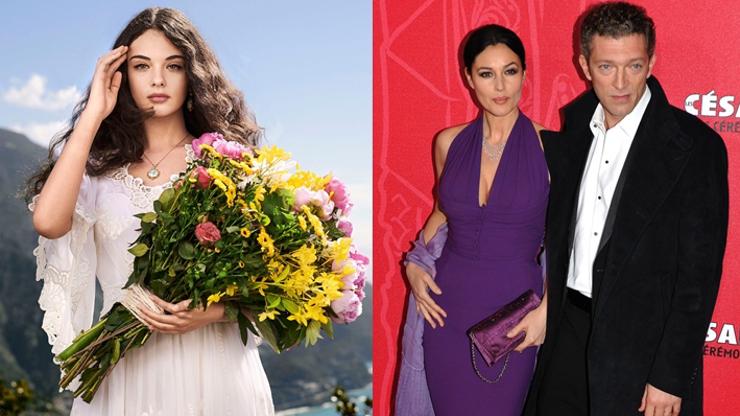 Božské geny: Dcera (16) Bellucci a Cassela roste do krásy. Komu se víc podobá?