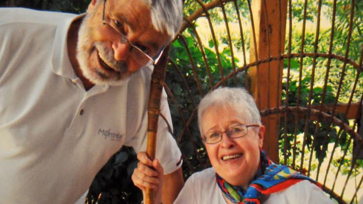 Další rána osudu pro Radima Uzla: Truchlí pro svou ženu, byli spolu 54 let
