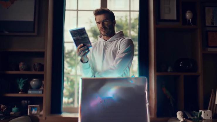 David Beckham hvězdou reklamy na FIFA 22! Tohle jsou první ukázky z nového dílu fotbalové klasiky