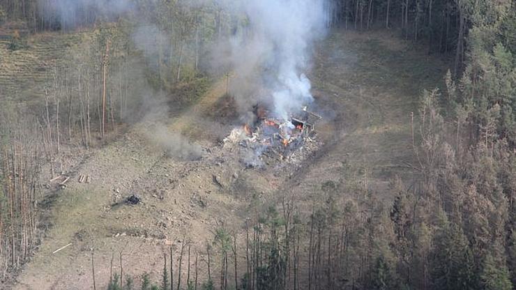 Nové poznatky o vrbětickém výbuchu: Na odpálení muničního skladu se podílelo šestičlenné ruské komando
