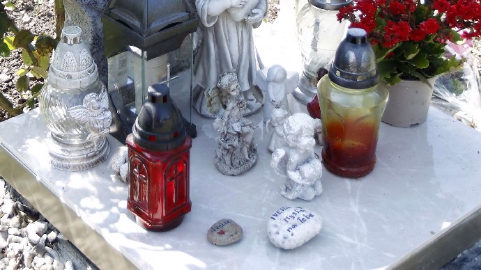 Pieta pro Ivetu: Rychtář vytvořil Bartošové nový pomník