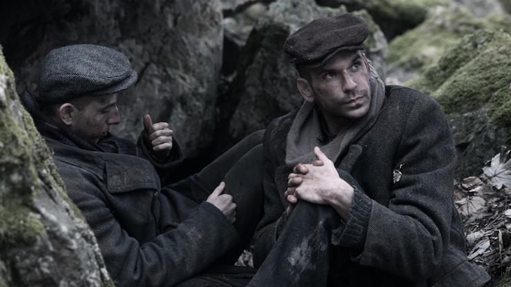 Chystá se nový film o hrůzách Osvětimi s hvězdou Vlastníků, tohle jsou předpremiérové ukázky